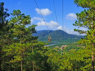 Teleferico of Da Lat