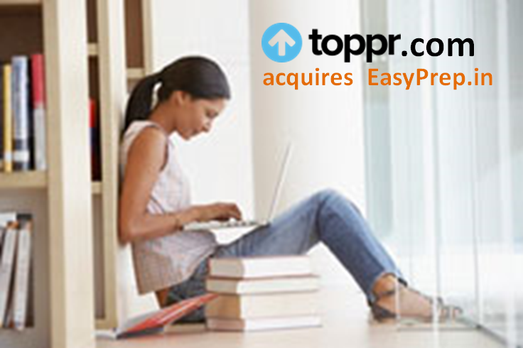 Toppr  acquires competitor EasyPrep [Education Startup]