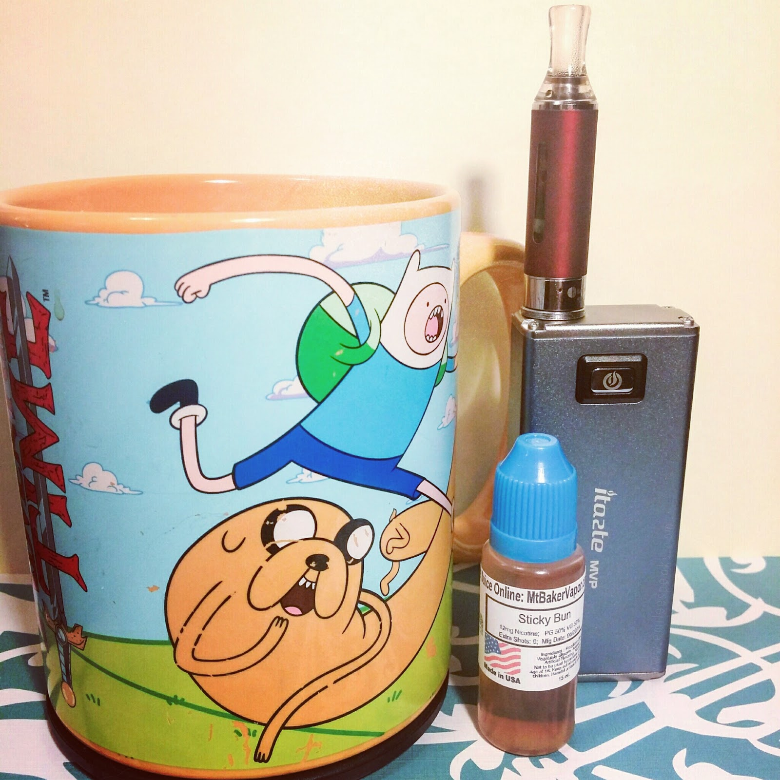 morning vape