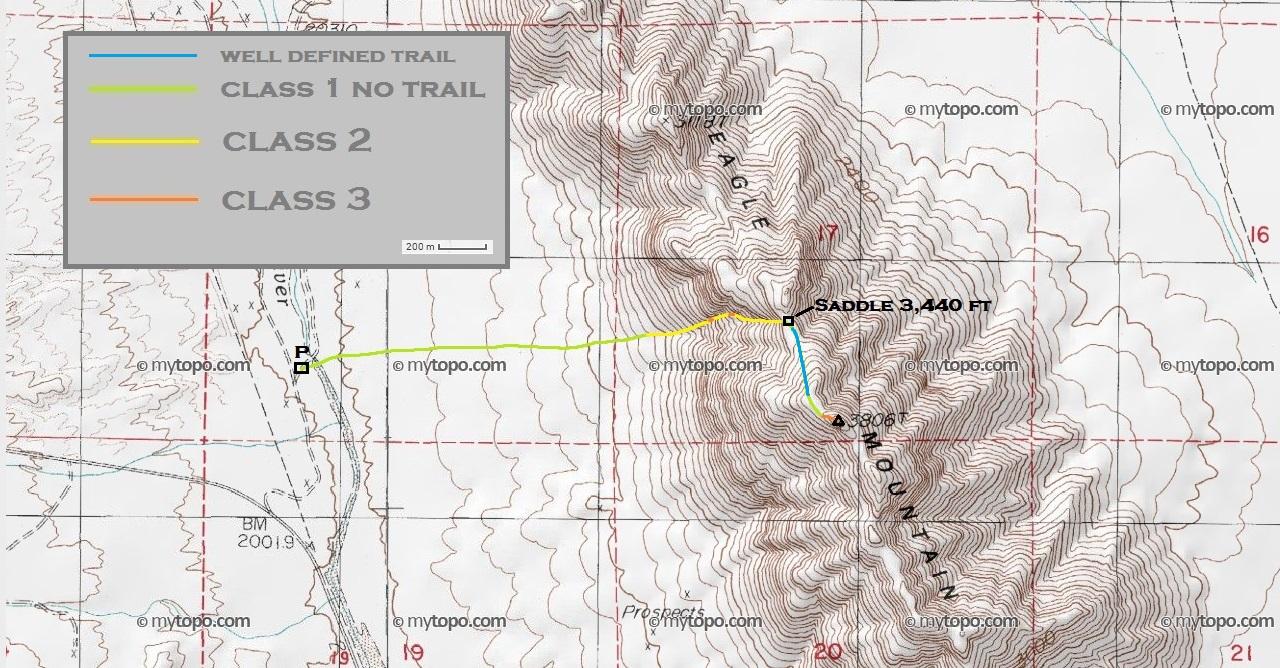 Peaks For Freaks Pyramid Peak Trapezoid Peak Eagle Mountain