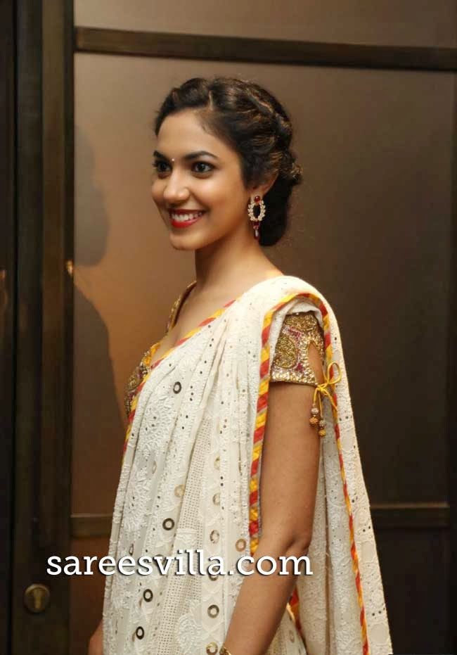 Ritu Varma at Tasyaah Awareness Fashion Walk Event