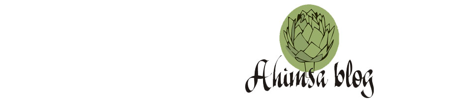 Ahimsa Vegan Blog