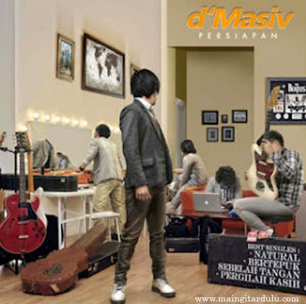 d'Masiv Album Persiapan (2012)