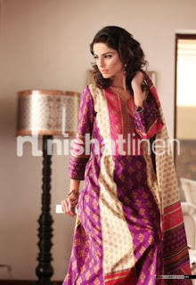 Nishat Linen Long Shirts