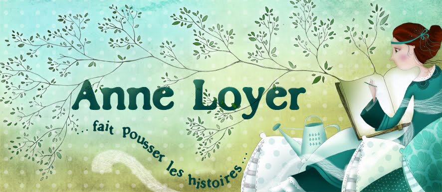 Anne Loyer auteure jeunesse