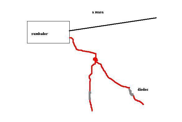 Circuito Zumbador Piezoelectrico : Mecanoscoot zumbador para los intermitentes
