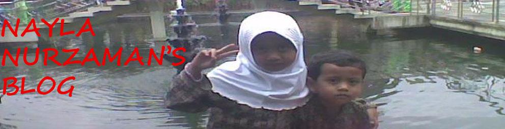 Nayla Nurzaman Blog's