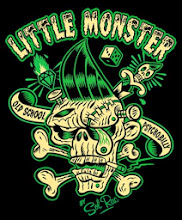 Little Monster • Old School Psychobilly