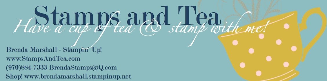 Stamps And Tea