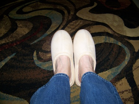 Nature S Sleep Memory Foam Slippers Review Planet