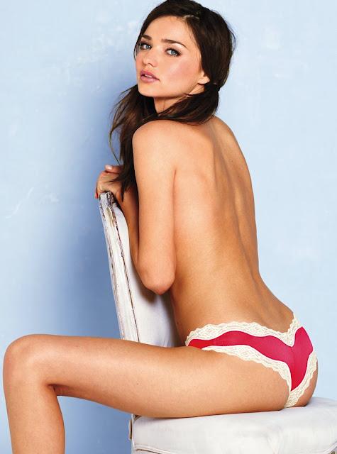 天使超模 米蘭達柯爾 (Miranda Kerr)