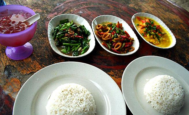 delicious malaysian food kota bharu