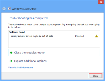 How toward Repair Windows 8 Apps