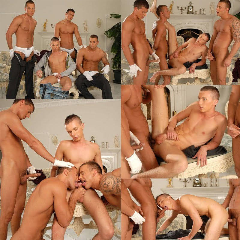 Sexo Gay Visconti Triplets