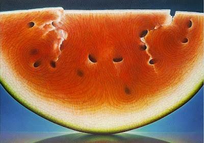Fruta Sandia Cuadros Bodegones