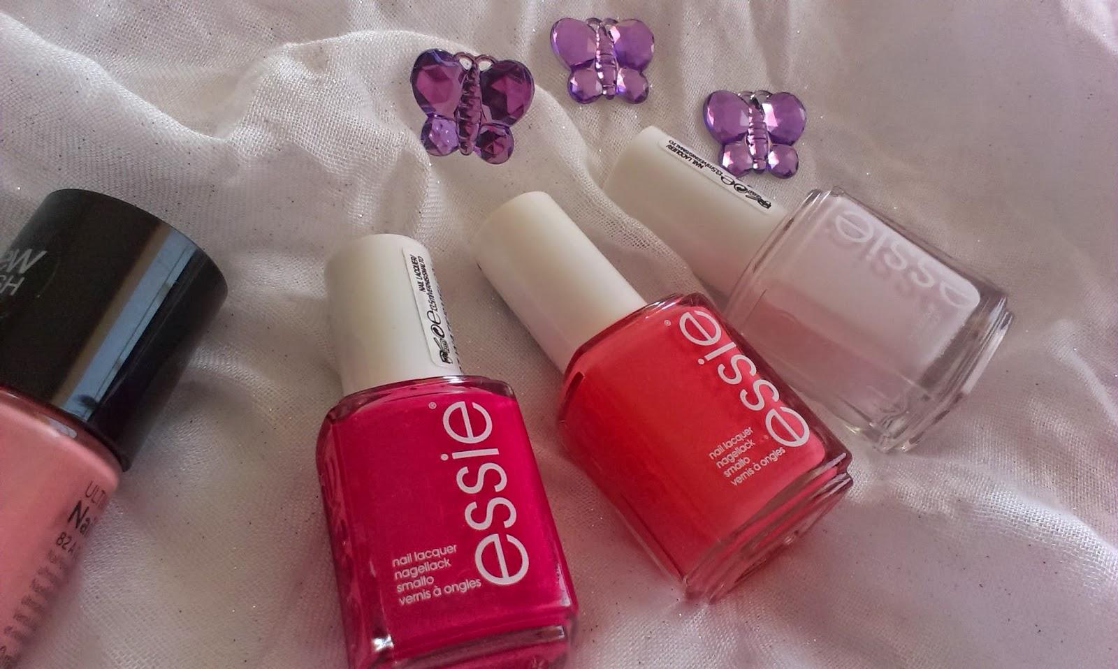 Linda : My top 5 spring nail polish picks