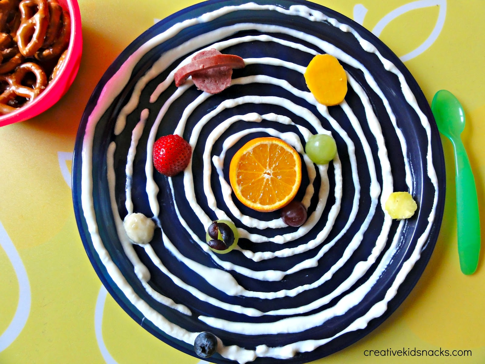 solar system food ideas - photo #21