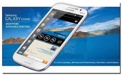Spesifikasi Samsung Galaxy Grand Duos I9082