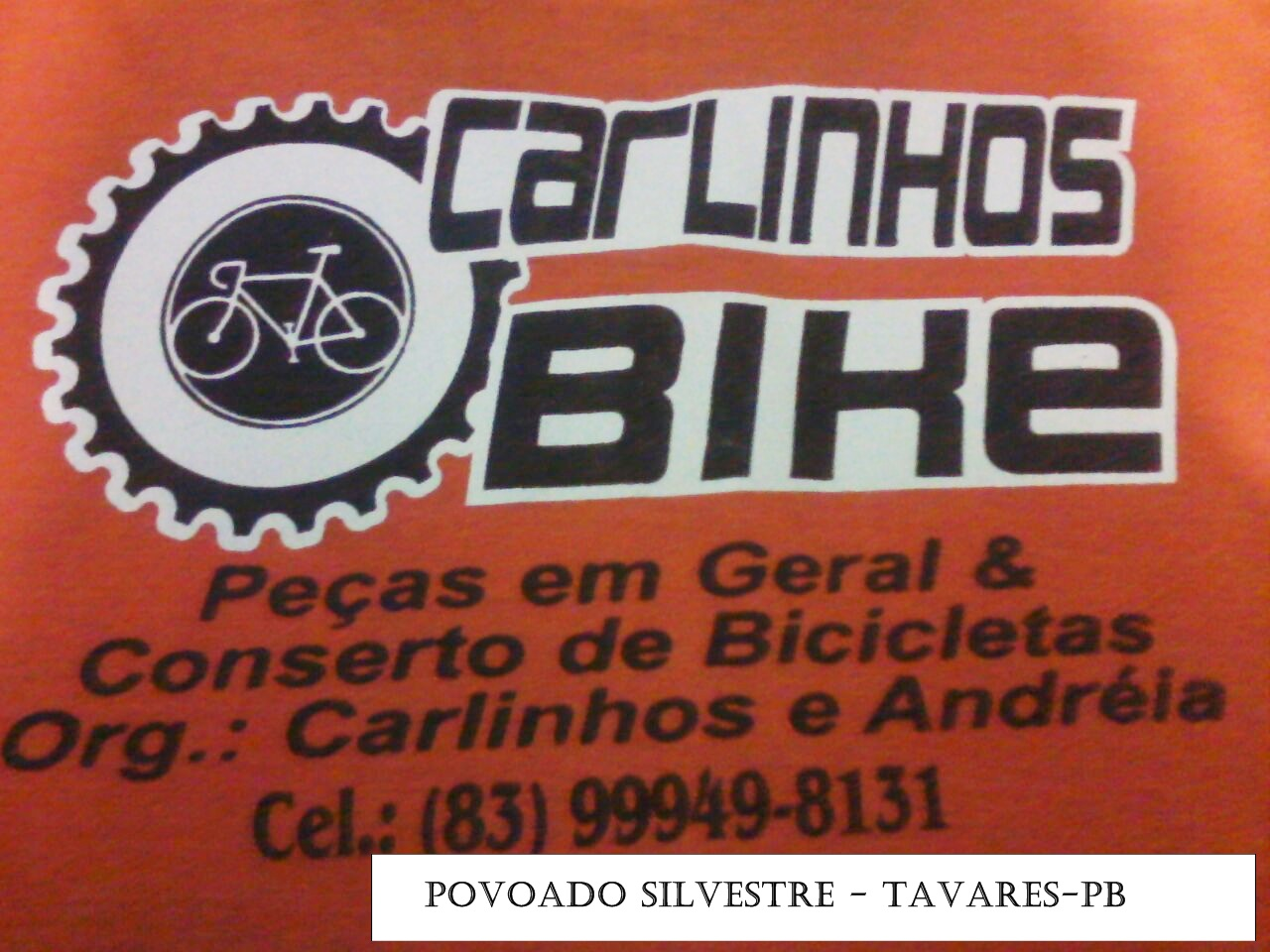 Carlinhos Bike
