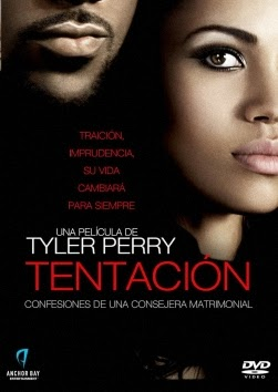 ver Tentacion: Confesiones de una Consejera Matrimonial / Tyler Perry's Temptation: Confessions of a Marriage Counselor (2013)