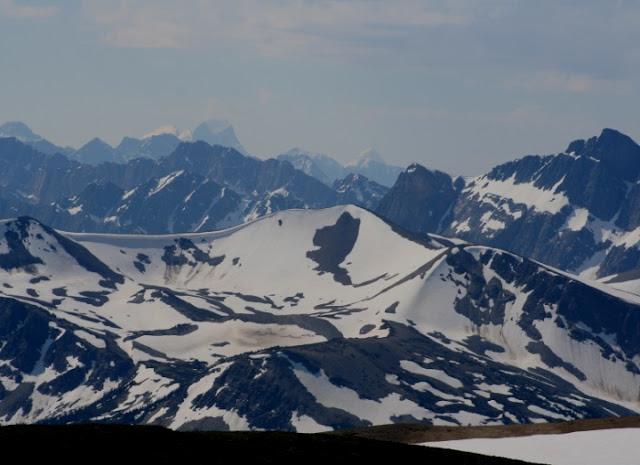 Bald Hills Lago Maligne Jasper
