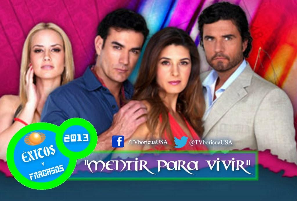 �XITOS Y FRACASOS 2013: �Las telenovelas de Televisa!   TVboricuaUSA