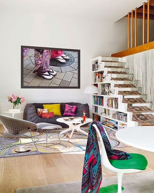 Ideas para utilizar el espacio debajo de las escaleras for Como utilizar el espacio debajo de las escaleras