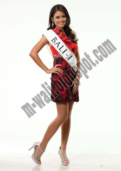 Pemenang Miss Indonesia 2012
