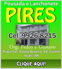LANCHONETE E POUSADA PIRES