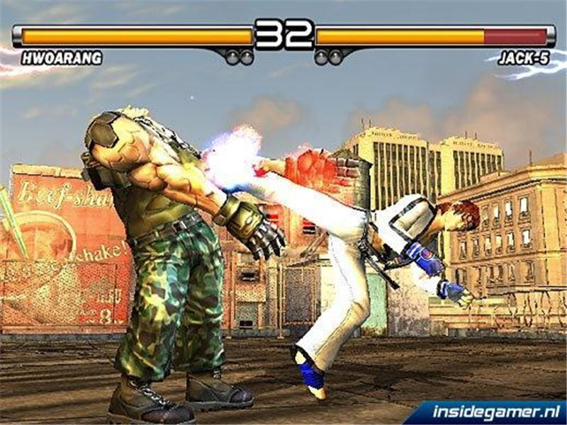 play tekken 3 online free no download