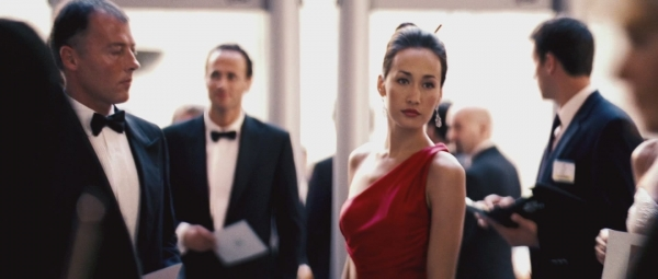 Maggie Q Fashion With A Killer Dress You Need A Gorgeous Shoe