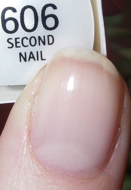 isadora second nail recension