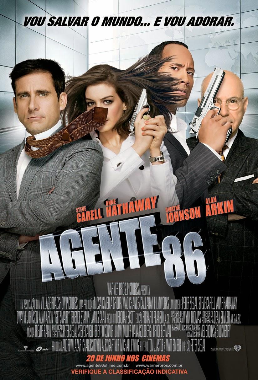 Agente 86 Torrent Dublado Bluray 720p
