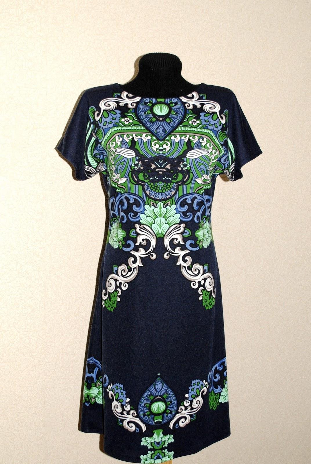 Фото платье из трикотажа своими руками фото 108