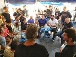Αποκαλύπτονται συμφωνίες της Χρυσής Αυγής στο Πέραμα με εργοδότες για να ρίξουν τα μεροκάματα