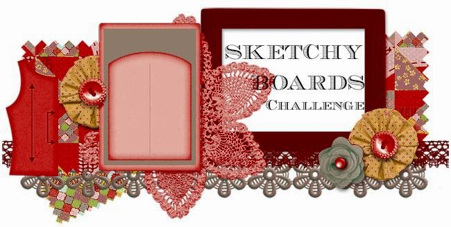 Sketchy Boards Challenge Creative Team Member