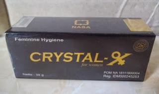 Crystal X 2013