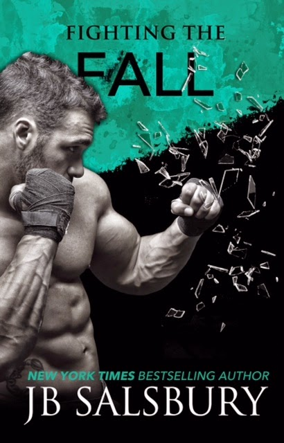 Cover Reveal: Fighting the Fall by JD Salsbury