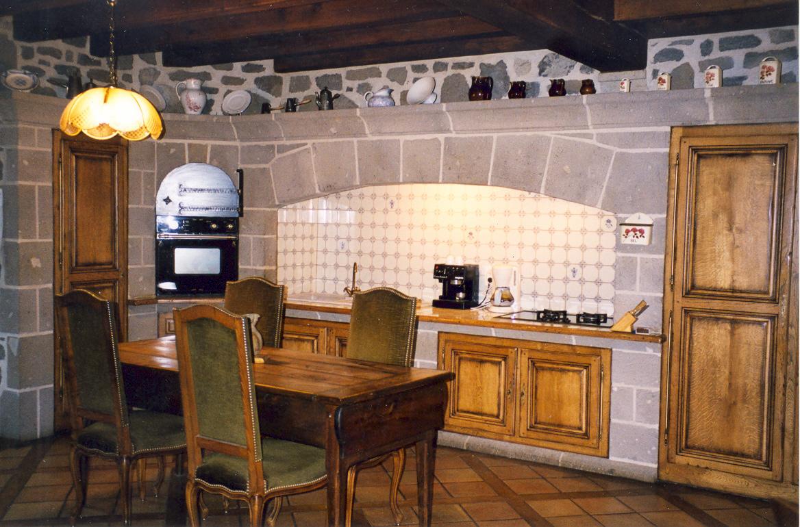 Artisan fabricant de cuisine cantal auvergne cuisiniste for Auvergne cuisine