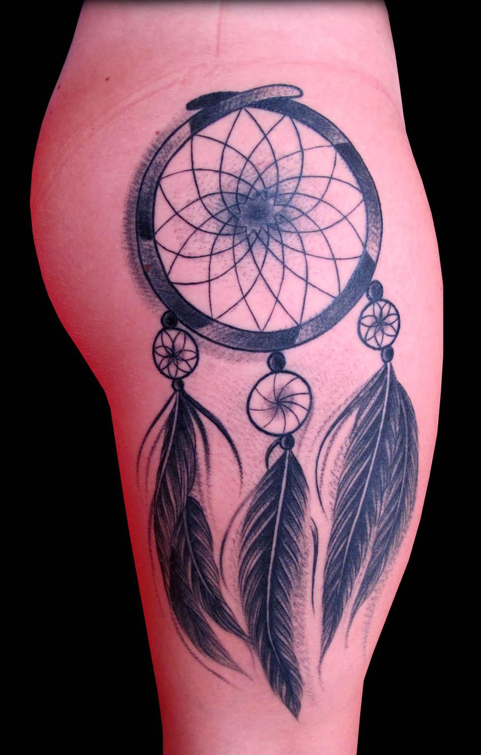 очень красивые женские татуировки фото