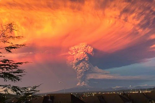 volcan calbuco eruption