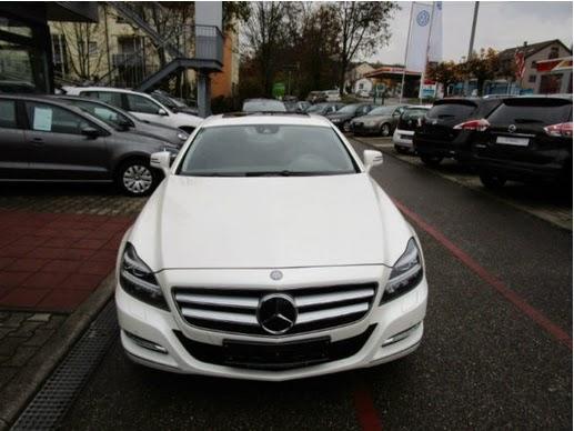 CLS 350 CDI Mercedes-Benz