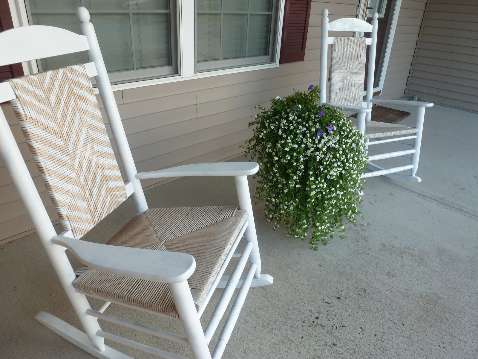 Laurenrae And Company Cracker Barrel Chairs Makeover