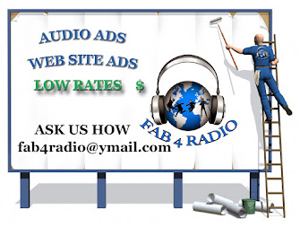 ADVERTISE WITH FAB4RADIO