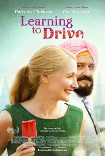 Learning to Drive (2014) - Movie Review