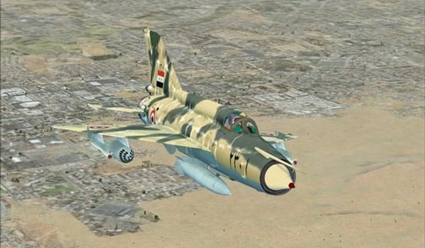 Mujahidin Islam Tembak Jatuh Jet Tempur Syiah Assad