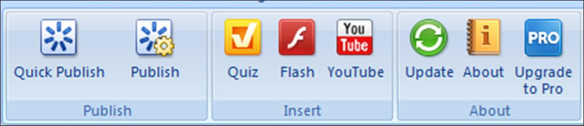 Membuat Media Pembelajaran Dalam Format Flash (ispring