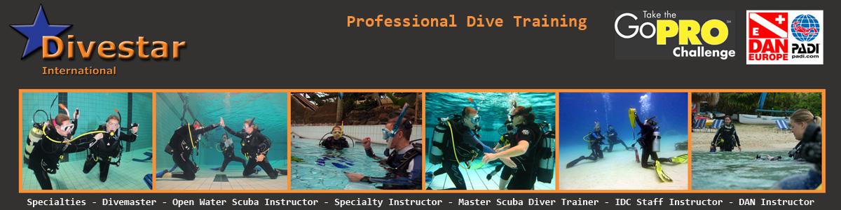 Nieuws van Divestar, alle info over PADI, DAN, scuba diving, duiken, IDC, Go Pro en nog veel meer