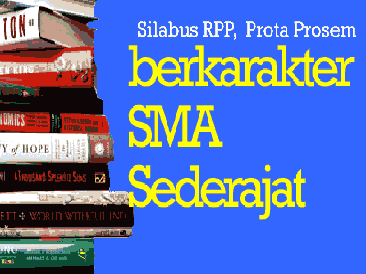RPP BAHAN AJAT SD, SMP, SMA