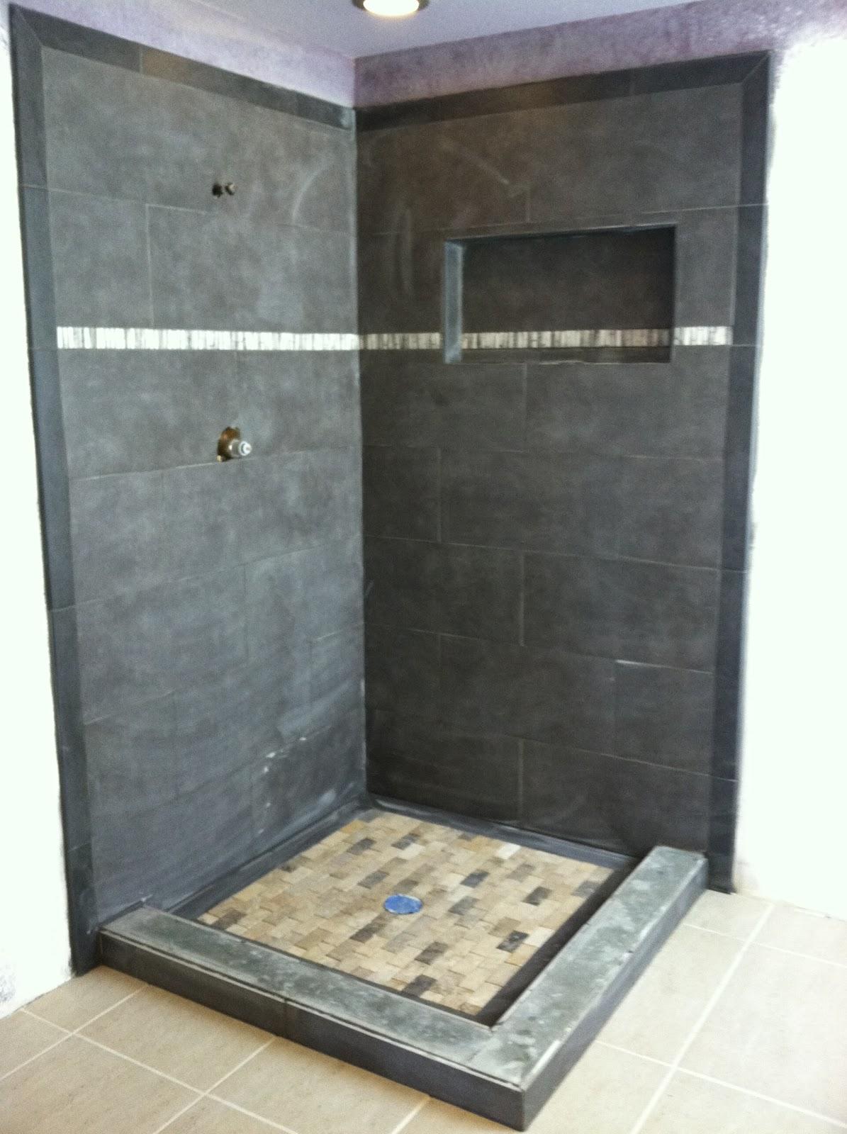 shower pans home depot